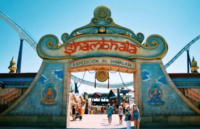 parque tematico Port Aventura