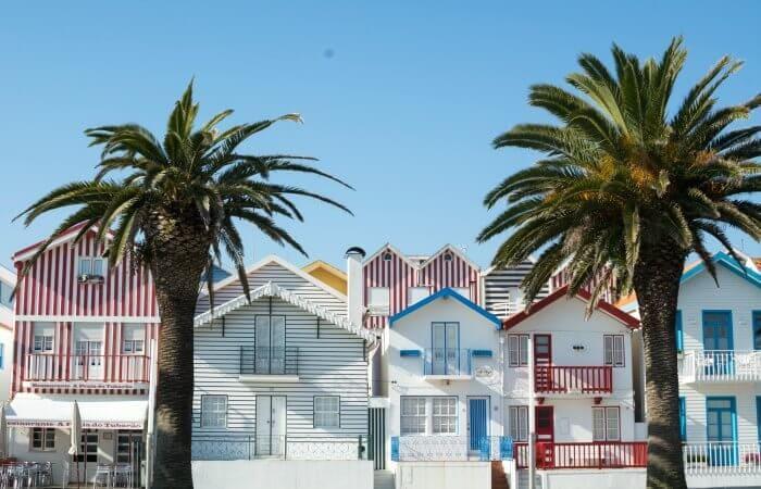 playas de Aveiro