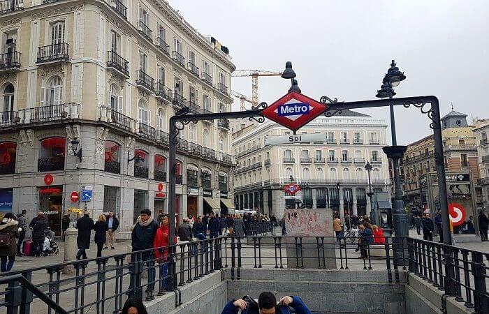 ahorrar en el metro de Madrid