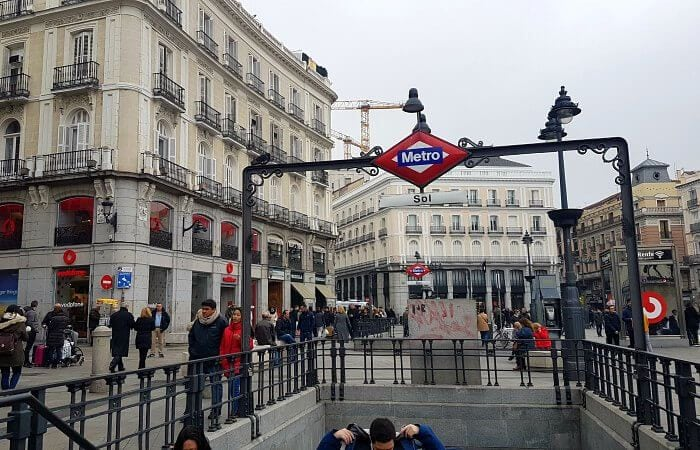 save money in madrid