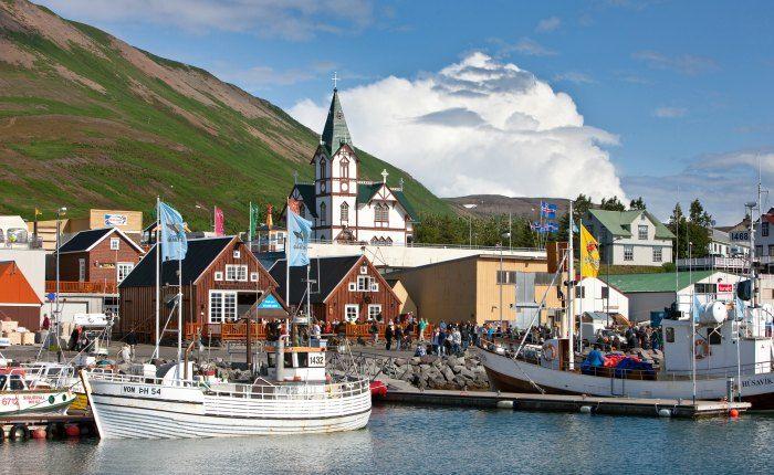 islandia en agosto