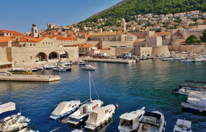 Ruta de viaje por Croacia