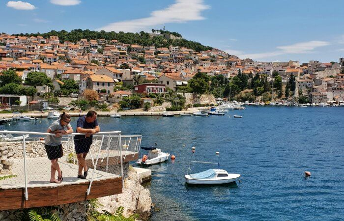 Viaje a Croacia Sibenik