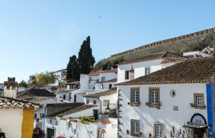 centro de Portugal Obidos