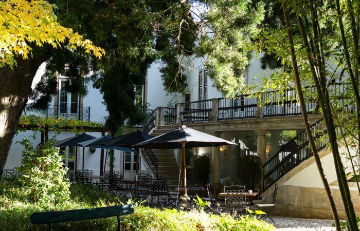 hoteles en el centro de portugal