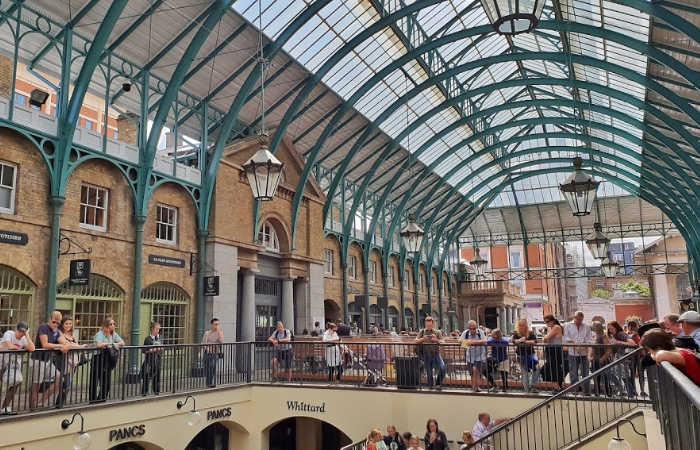 Covent Garden Londres