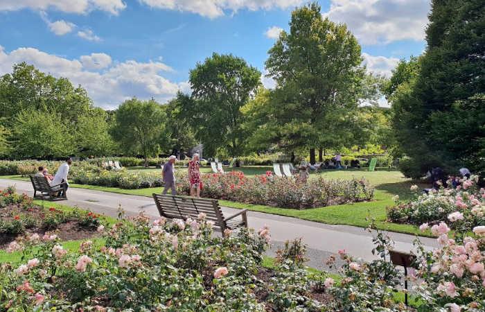 Jardin de la reina Londres