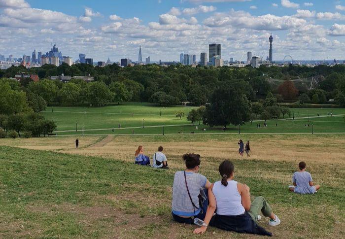 Mejores vistas Londres