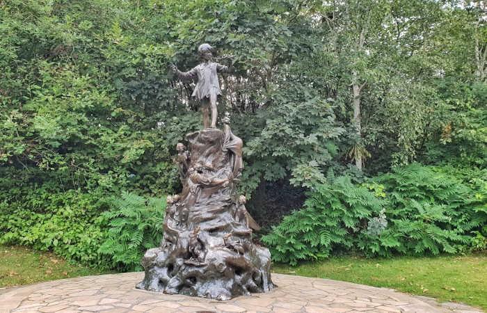 Peter Pan en Londres