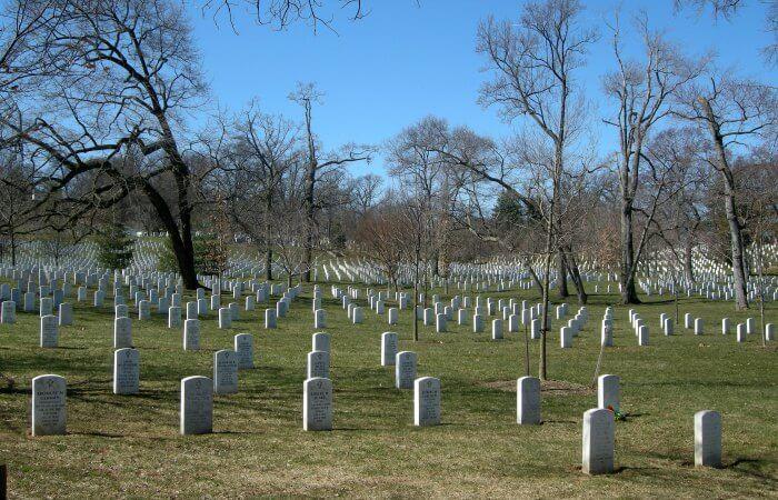 Visitar el Cementerio de Arlington Washington DC