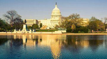 cosas que ver y hacer Washington