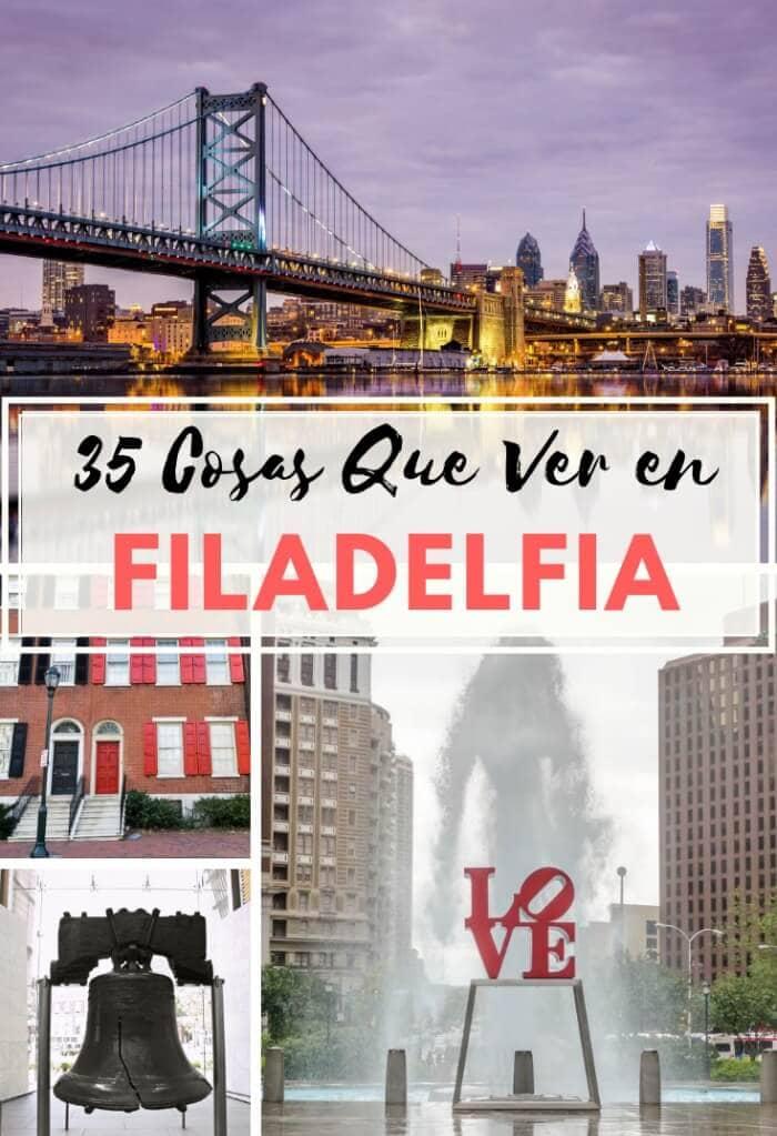 Cosas que ver en Filadelfia en un dia