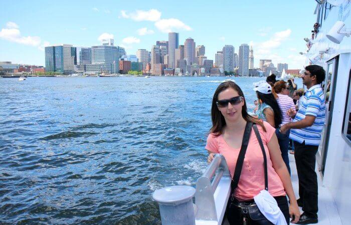 mejor epoca para viajar a boston