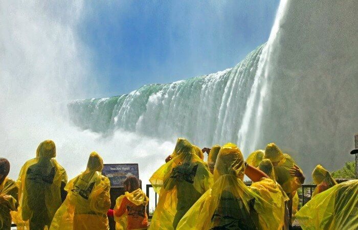 Cataratas del Niagara excursion