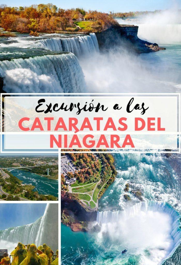 Excursión a las Cataratas del Niágara desde Nueva York