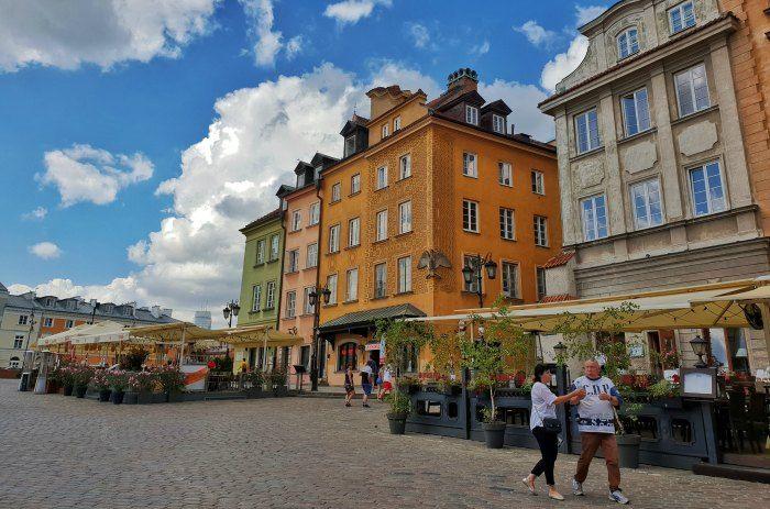cosas que ver en Varsovia
