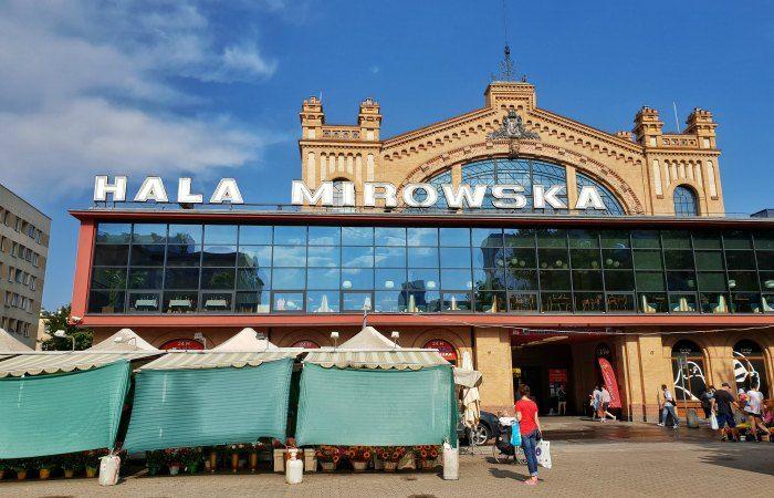 mercados de varsovia