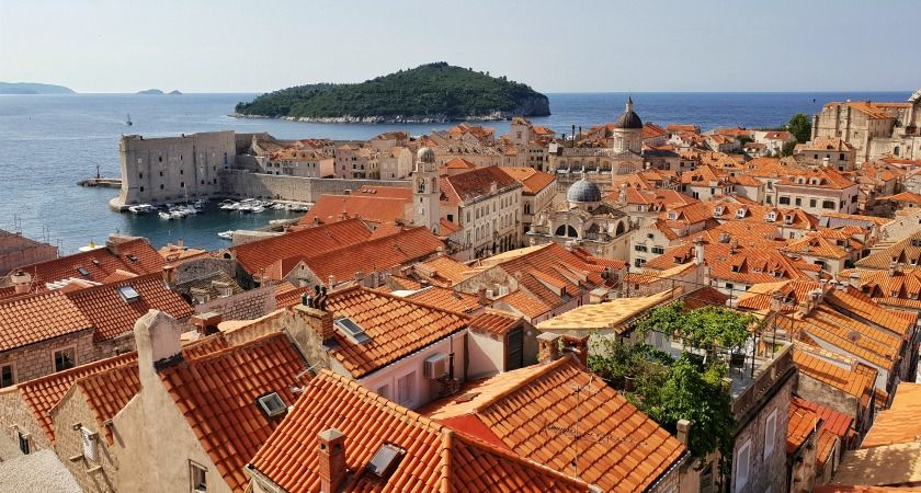 CROATIA TRAVEL GUIDES cover image