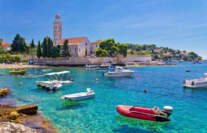 Islas de Croacia fotos