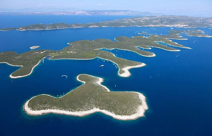 crucero islas dalmatas