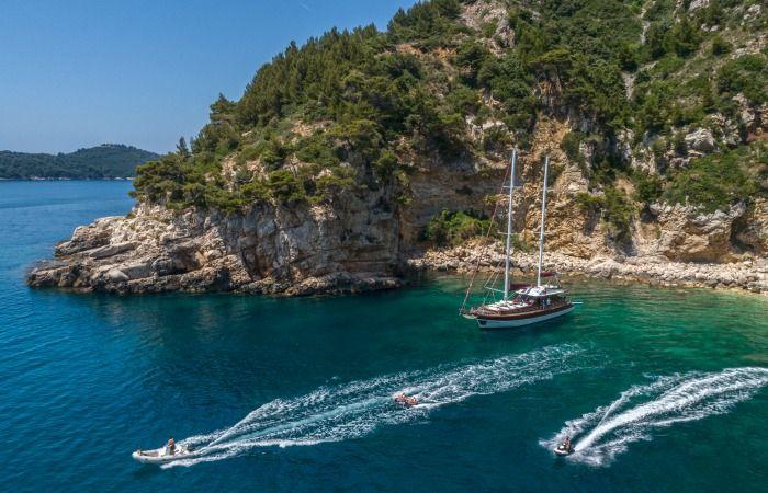 crucero islas de croacia