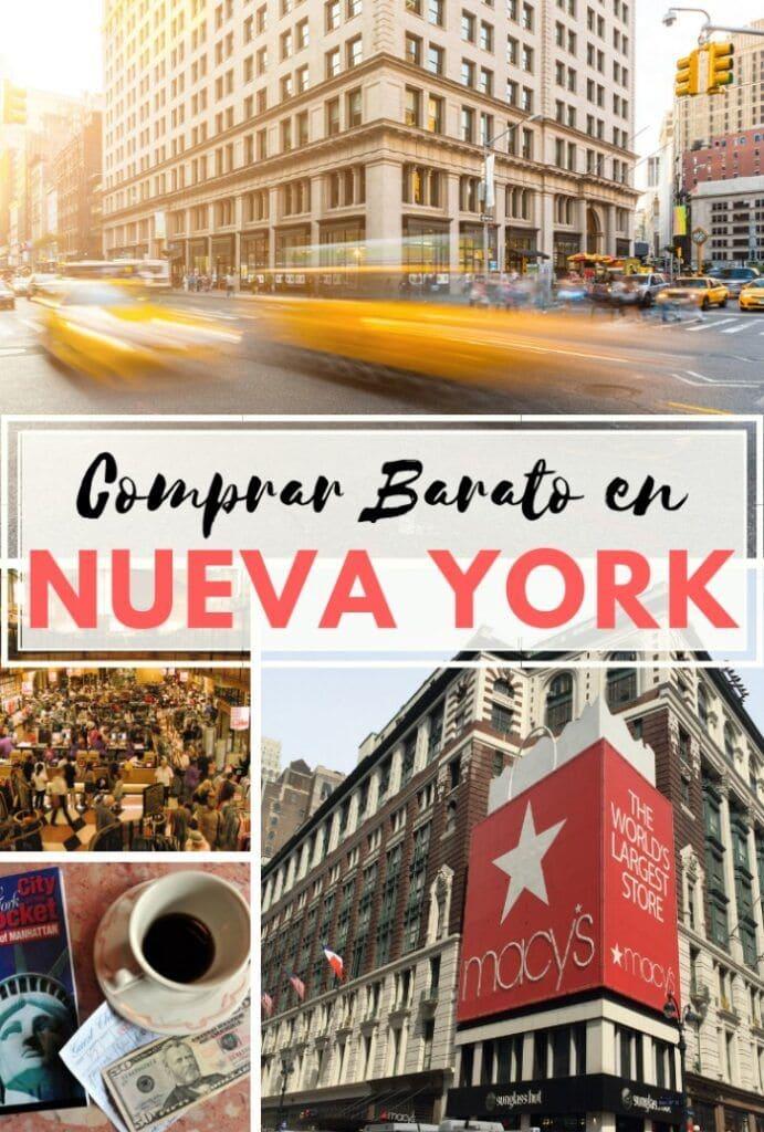 Dónde Comprar Barato En Nueva York I Las Mejores Tiendas Y Outlets