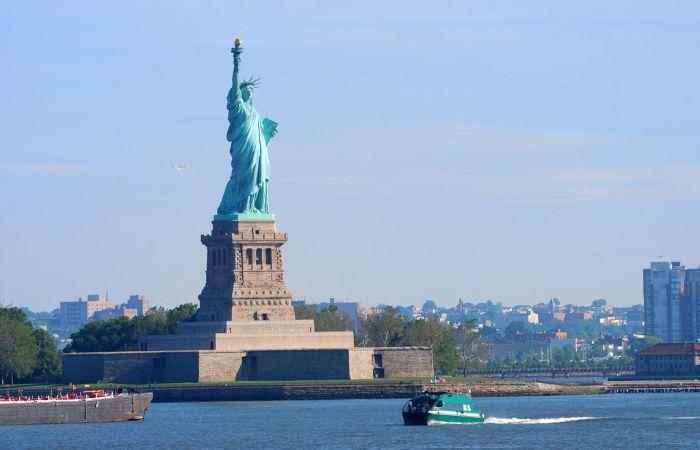 ferry staten island vistas nueva york