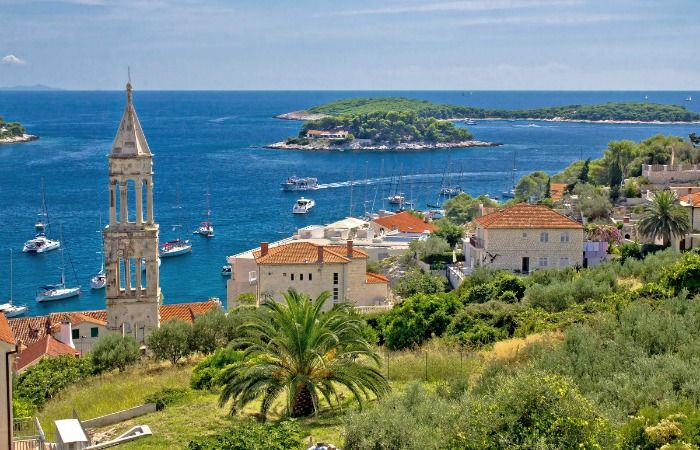 las cinco mejores Islas de Croacia