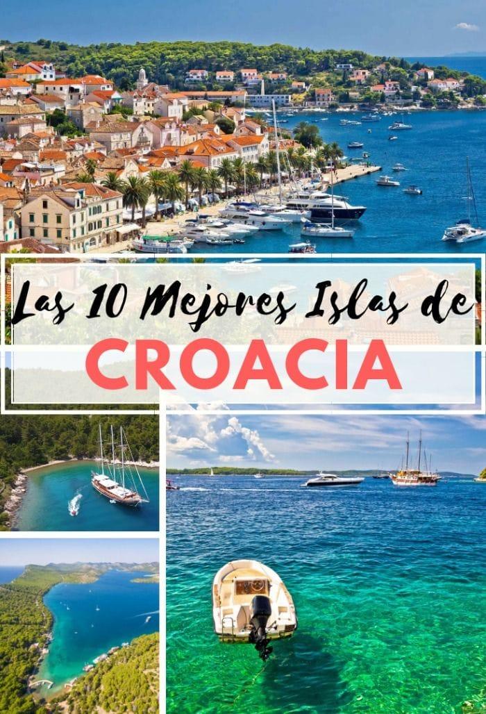 las mejores islas de croacia para visitar