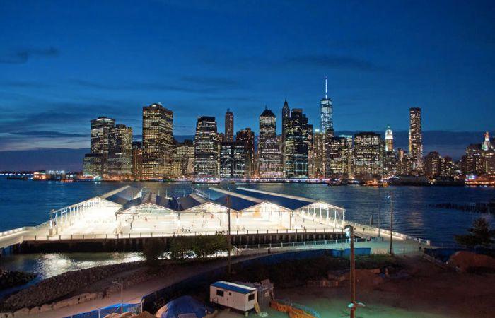 mejores vistas desde Brooklyn