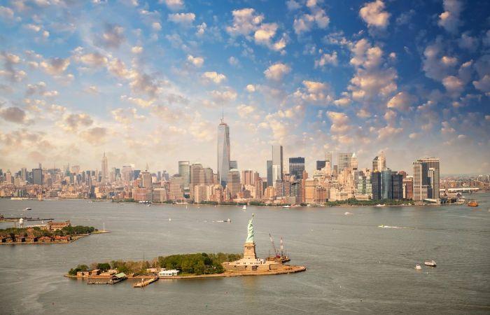 volar en helicoptero nueva york