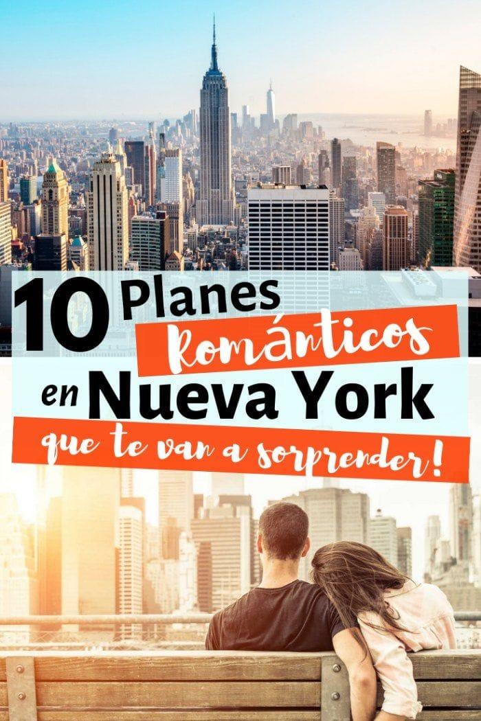 Nueva York en pareja