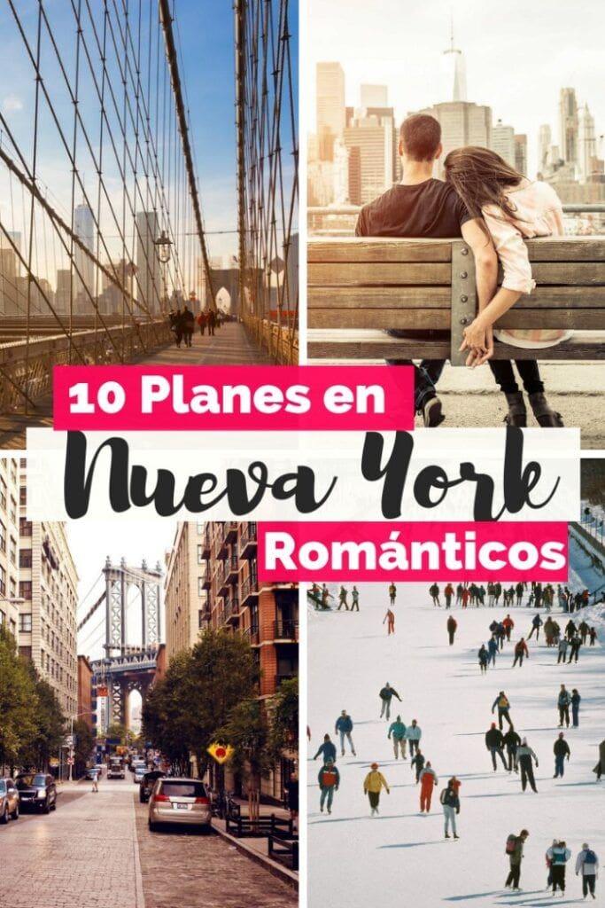 Planes Románticos en Nueva York