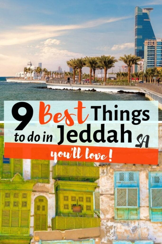 best things to do in Jeddah