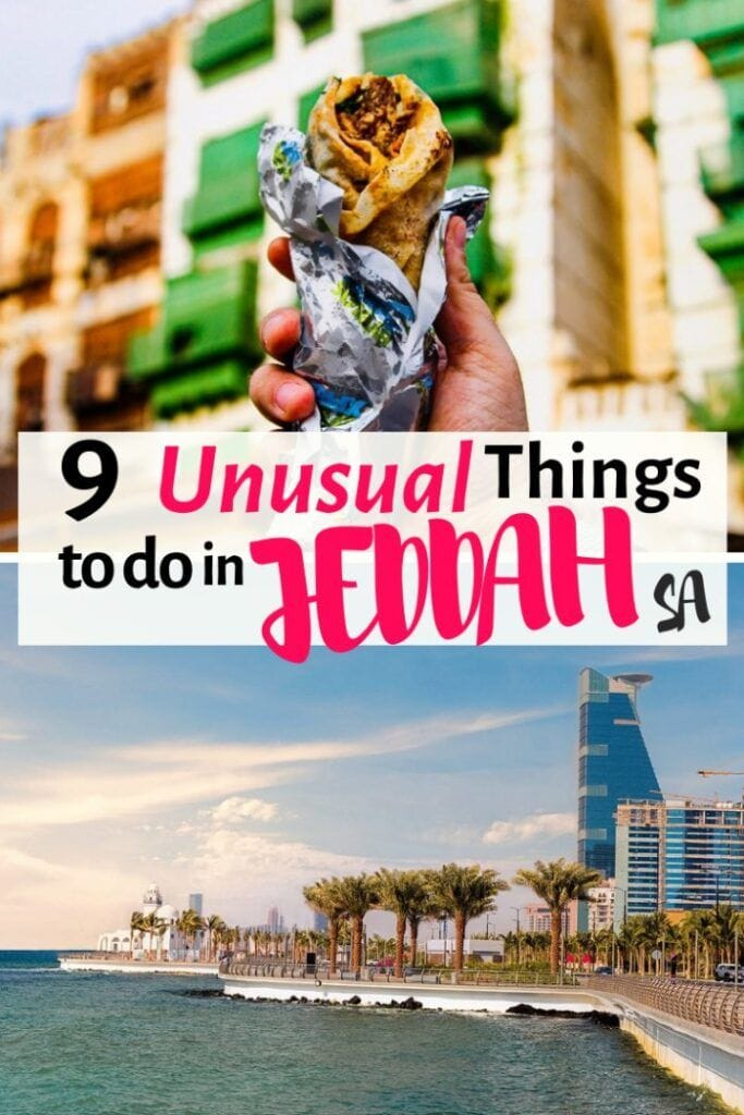 unusual things to do in Jeddah