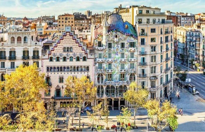 Casa Batlló arquitectura