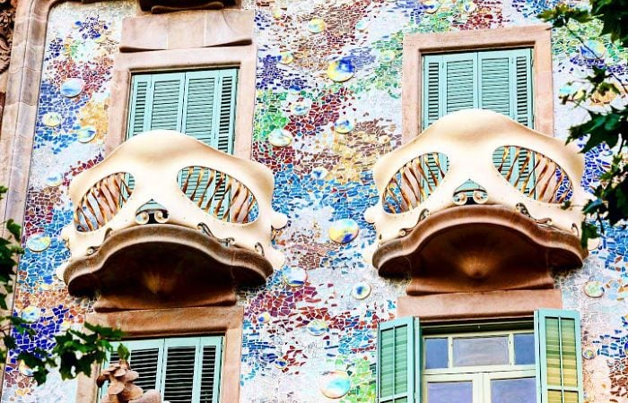 Casa Batlló fachada