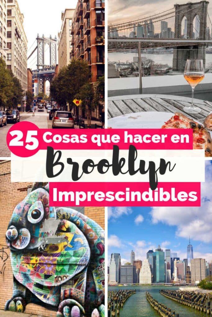 Cosas que ver en Brooklyn NY