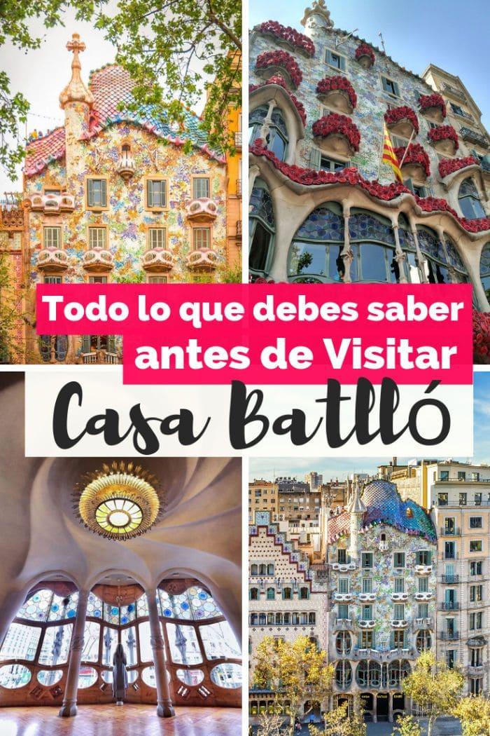 casa de gaudi barcelona