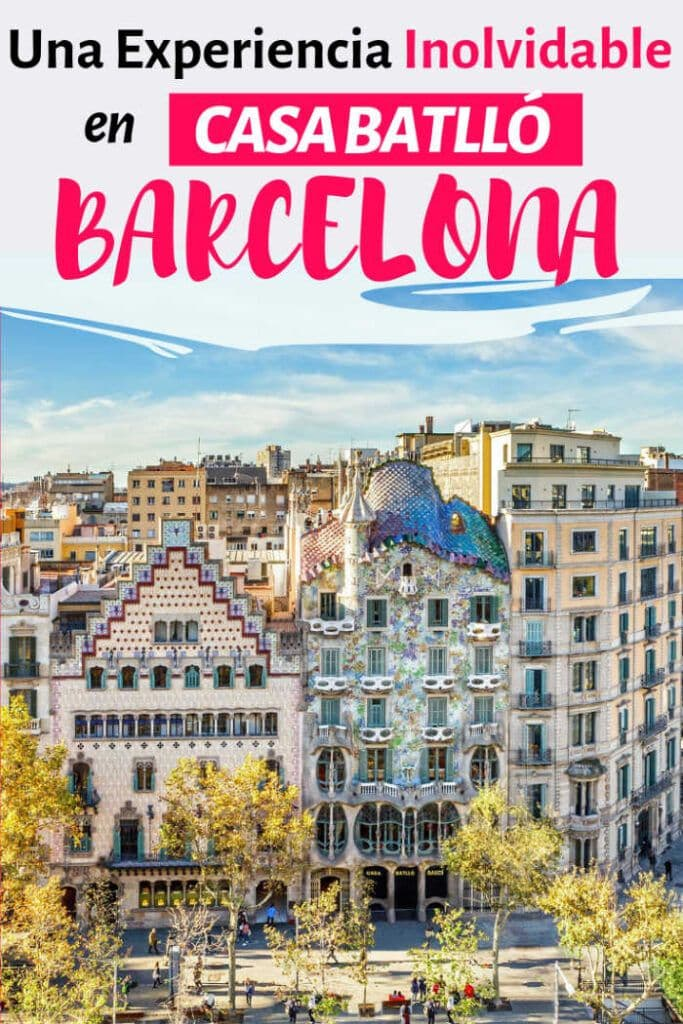 edificio gaudi barcelona