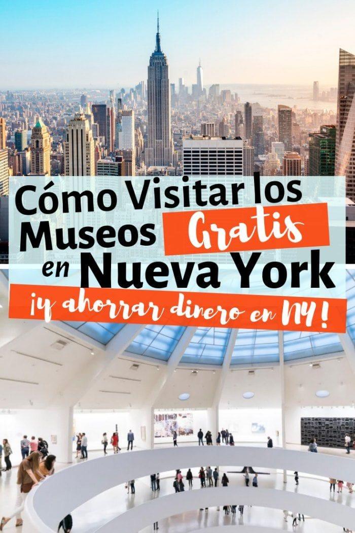 museos gratis en new york