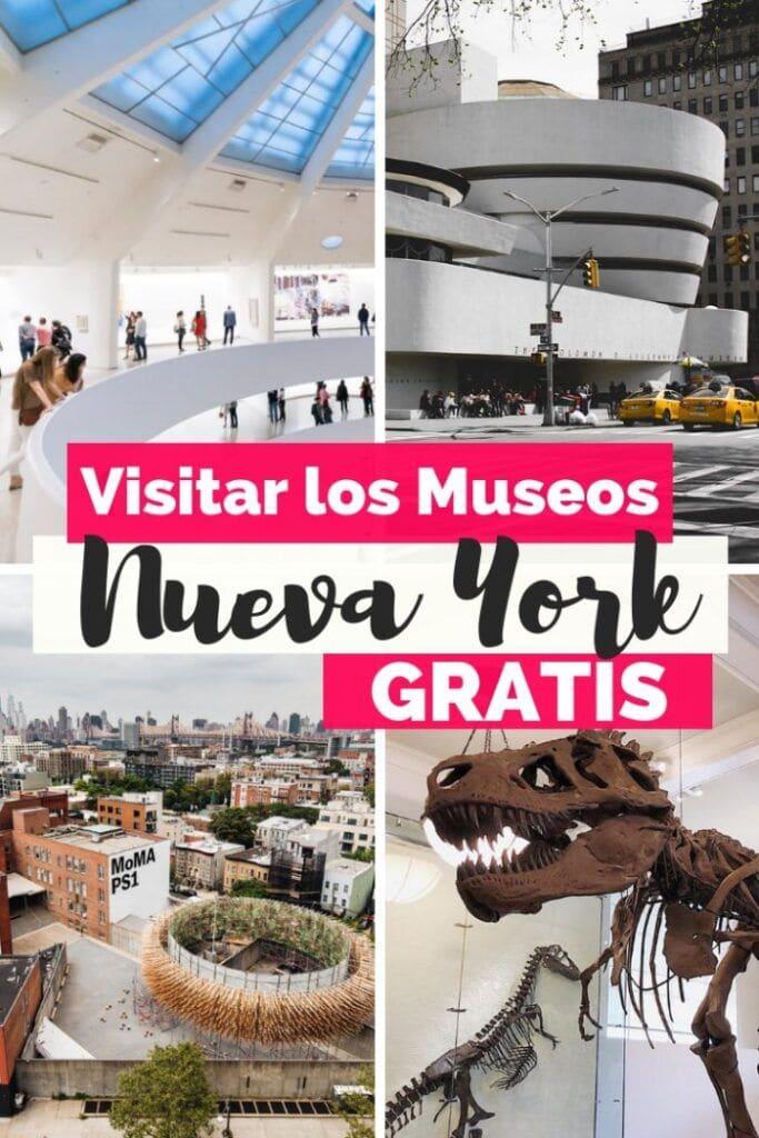 museos gratuitos en nueva york