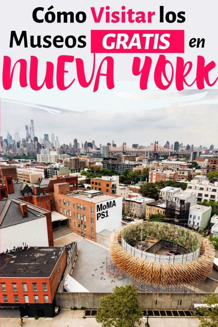 museos y atracciones gratis en nueva york