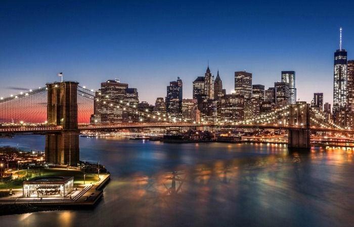 puente de brooklyn fotos