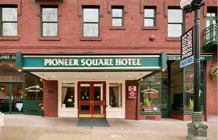 Best Western Pioneer Square