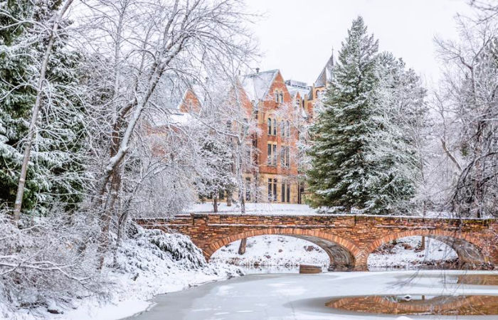 boulder colorado winter weather