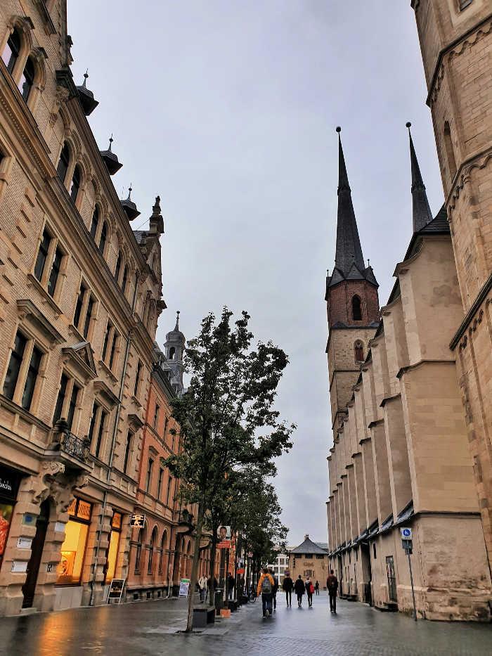 ciudade de Halle Alemania