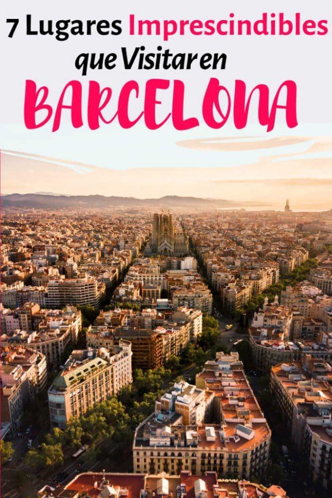 lugares emblematicos de barcelona