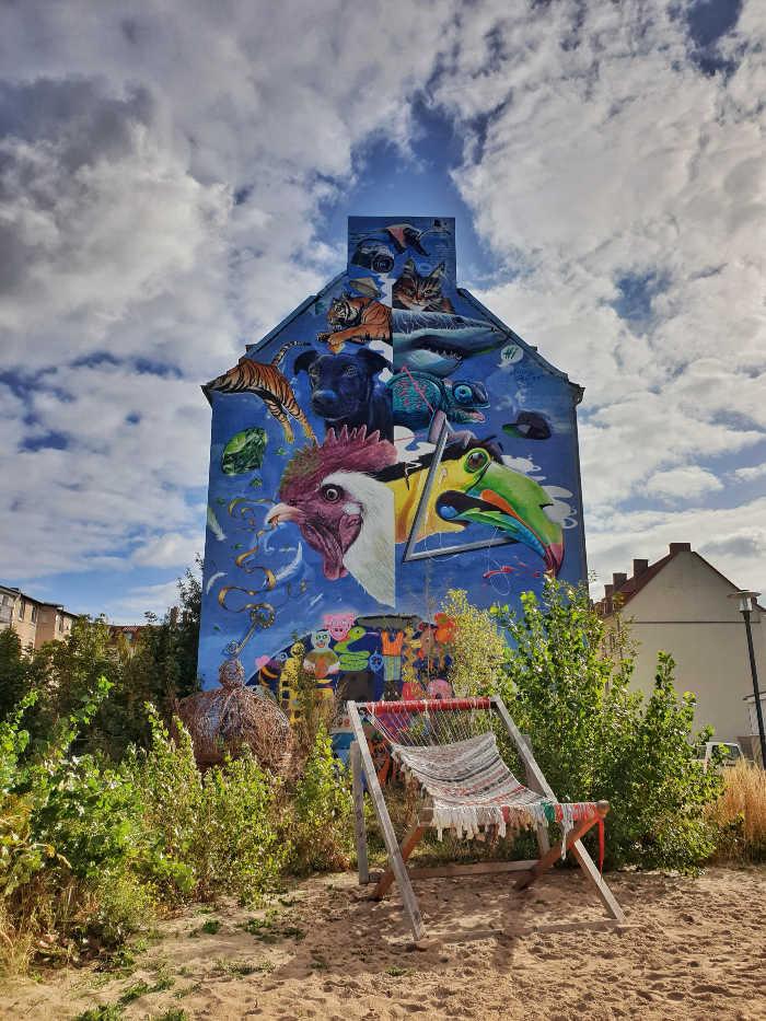 murales Halle Alemania