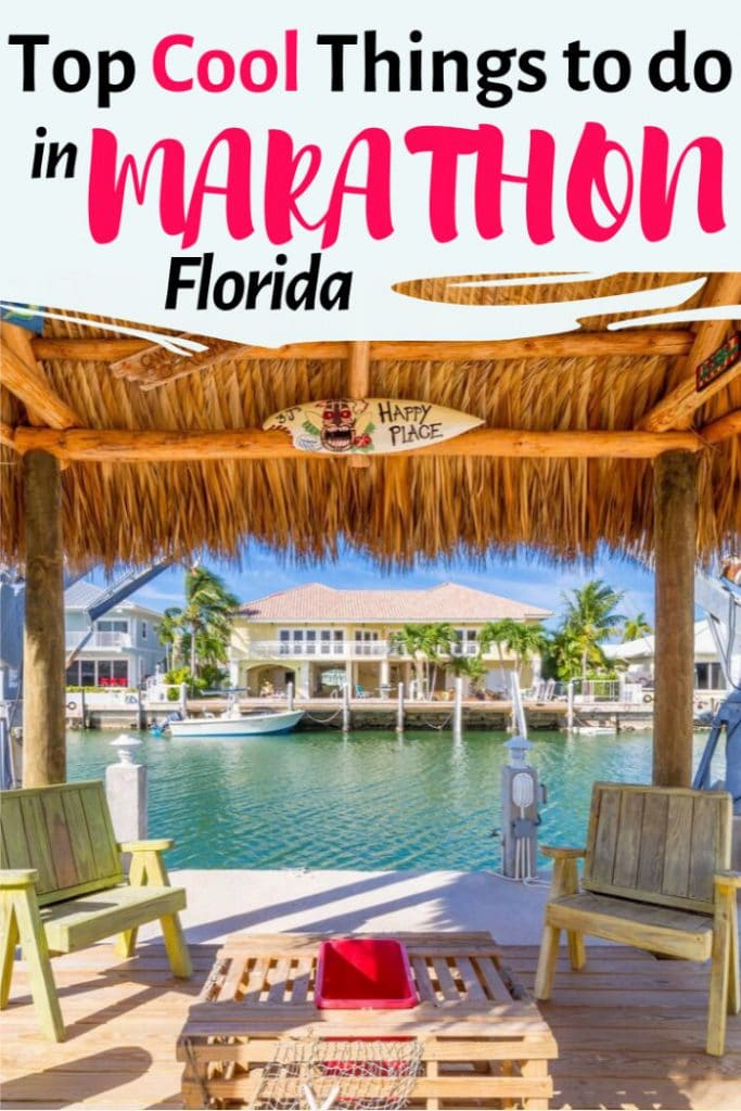 things to do in marathon florida area
